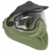 Empire 2014 Helix Thermal Paintball Goggles Olive