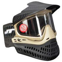 JT Spectra Proflex LE Paintball Thermal Goggle - Tan/Black