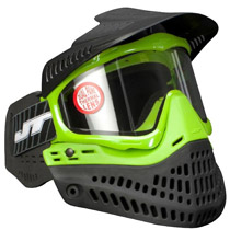 JT Spectra Proflex LE Paintball Thermal Goggle - Lime/Black
