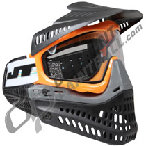 JT Spectra Proflex LE Paintball Thermal Goggle Orange/Grey
