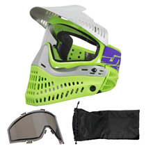 JT Spectra Proflex LE 2.0 Paintball Thermal Goggle Lime Grey