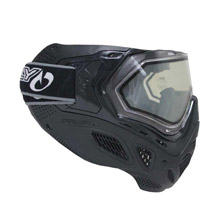 SLY Profit Thermal Paintball Goggles Black