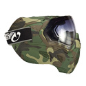 SLY Profit Thermal Paintball Goggles Full Camo Woodland
