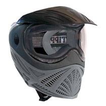 Tippmann Intrepid Thermal Paintball Goggle Black /Grey