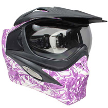 VForce Grill LTD Paintball Goggles Nightmare