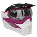 VForce Grill Paintball Goggle Purple / White