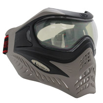 VForce Grill Paintball Mask SC Black/Taupe Thermal