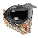 VForce Grill Paintball Mask SE Grizzly Orange Thermal