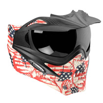 VForce Grill Paintball Mask SE Patriot Thermal