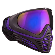 Virtue VIO Contour Thermal Paintball Goggle - Black Amethyst