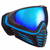 Virtue VIO Contour Thermal Paintball Goggle - Black Ice