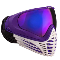 Virtue VIO Contour Thermal Paintball Goggle - White Amethyst
