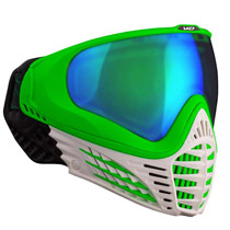 Virtue VIO Contour Thermal Paintball Goggle - White Emerald