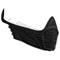Virtue VIO Facemask Black Black Black