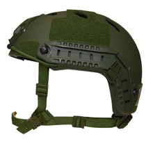 Valken Tactical ATH Airsoft Helmet Enhanced P Green
