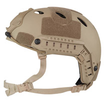 Valken Tactical ATH Airsoft Helmet Enhanced P Tan