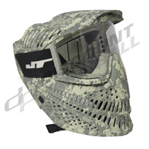 JT Raptor Elite Single Lens Paintball Goggle Camo Refurbished