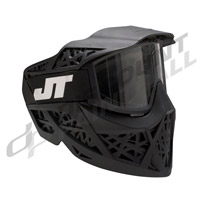 JT Prime Paintball Goggle Single Clear Lens Black Refurbished