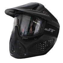JT Invader Paintball Goggle Thermal Black Refurbished