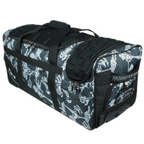 Planet Eclipse 2014 Classic Paintball Gear Bag Stretch White