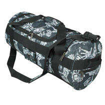 Eclipse Hold All Paintball Duffle Bag Stretch White
