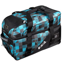 Planet Eclipse 2013 Split Compact Paintball Gear Bag Plaid Twilight