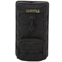Dye 2011 Tactical Insulated Dual Paintball Pod Pouch - Black