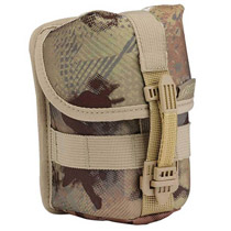 Dye 2011 Tactical Insulated Paintball Grenade Pouch - Dye Cam