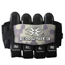 Empire Compressor Pack Paintball Harness 2014 FT 4+7 Tan Hex