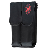Empire 2 Pod Pouch with Belt - Black