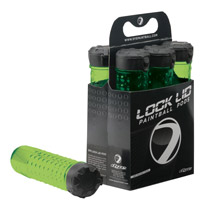 DYE Lock Lid Pod 160 Lime Six Pack