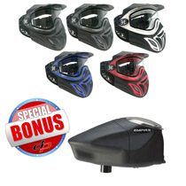 Empire Prophecy Z2 Paintball Loader and Empire E-vent Goggles Combo