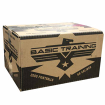 DXS Basic Training 2000 Rounds - Orange Fill