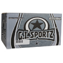 GI Sports 1 Star 2000 Paintballs Green Fill