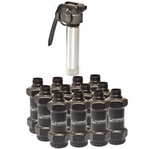 Valken Tactical Thunder B Grenade Dumbbell 12 Pack W/Core