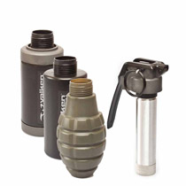 Valken Tactical Thunder B Grenade Multi 3 Pack W/Core