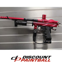 WGP Autococker ProStock Paintball Gun w/ CCM Pump Kit Red (176971) *Used*