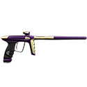 DLX Luxe Ice Paintball Gun Purple Gold Accents