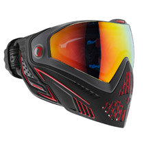Dye I5 Thermal Paintball Goggles Fire