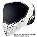 Empire Paintball EVS Thermal Goggles White/Black