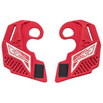 Empire EVS Ear Pieces Red White