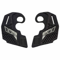Empire EVS Ear Pieces Black Grey