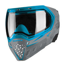 Empire EVS Thermal Paintball Goggles w/ HUD Grey/Cyan