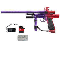 Empire Resurrection Autococker Polished Fade Purple Red *Blemished*