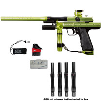 Empire Resurrection Autococker Polished Lime Black *Blemished*