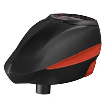 GI Sportz LVL Paintball Loader Red