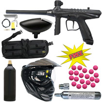 Tippmann Gryphon FX Carbon Fiber Paintball Marker Players Kit #3