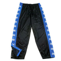 Empire Star Pants Black/Blue - Large