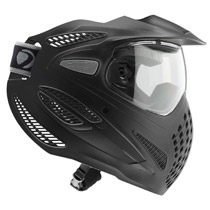Dye SE Single Paintball Goggle Black