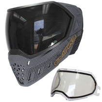 Empire EVS Thermal Paintball Mask LE Grey Weave